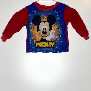 | Disney | Mickey mouse pajama top